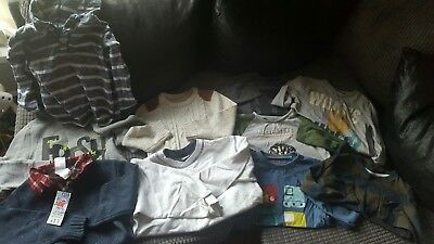 Boys Jumper Bundle Age 5-6