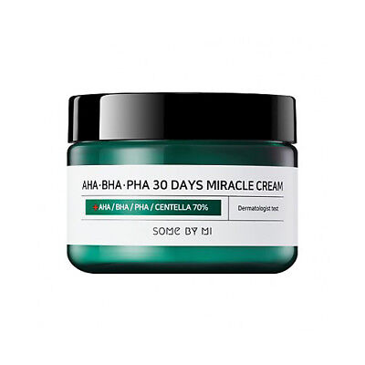SOME BY MI AHA BHA PHA 30 Days Miracle Cream - 50ml - Somebymi - *UK Seller*