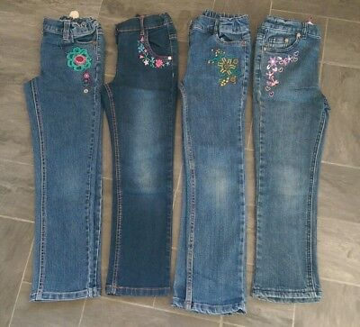 Bulk bundle girls size 6 jeans / pants, excellent condition