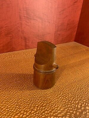 Teak Dansk Salt & Pepper Mill Peppermill JHQ IHQ Quistgaard Denmark Danish