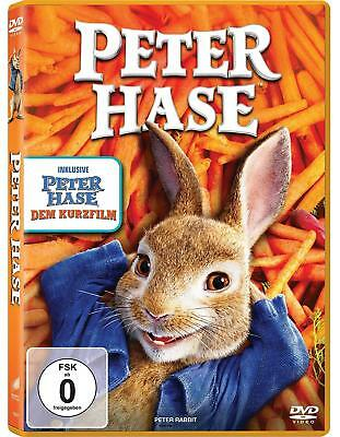 Peter Hase - (DVD) Peter Rabbit - Kinofilm - 2018 - Kino Film - NEU OVP