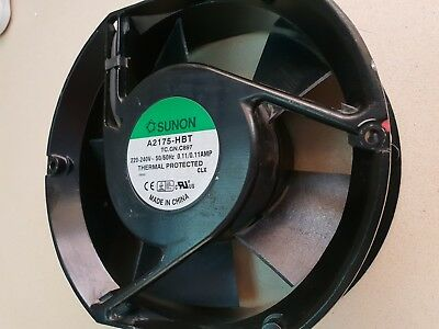 FAN  A2175-HBT A2175-HBT TC.GN 220V For Sunon cooling fan 172*51*150mm