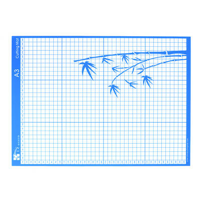 A3 Adhesive Replacement Cutting Mat Art Craft Grid Line Guide Surface Protection