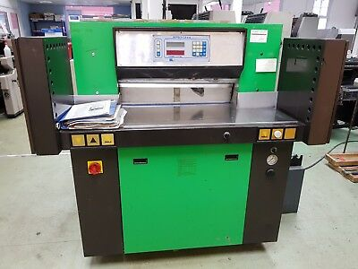 EBA 10/720 CNC GUILLOTINE WITH BEAMS GUARDS IN FULL WORKING ORDER 3 phase