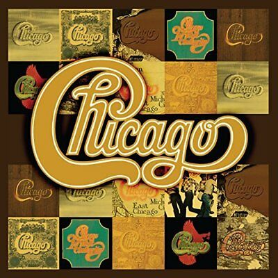 Chicago-The Studio Albums 1969-1978 (UK IMPORT) CD NEW