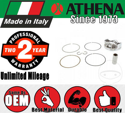 Athena Piston Kit - 75.96 mm - A - Forged for Honda Motorcycles