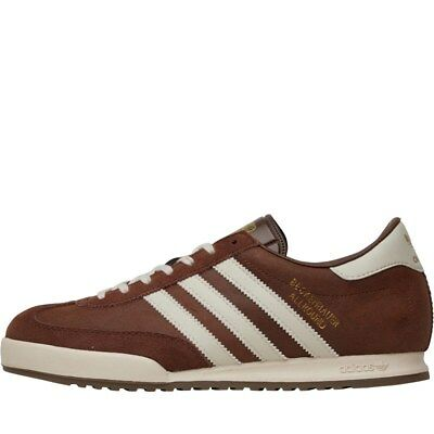 ADIDAS BECKENBAUER, BROWN, G96460, UK SIZES 7 - 12,  Brand new 2019 colour