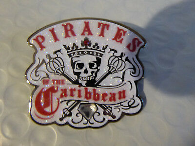 Disney Trading Pins  121352 Pirates of the Caribbean - Glitter and Gems