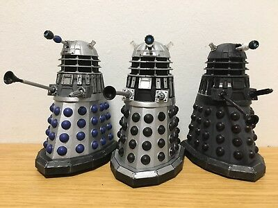 Doctor Who Custom Figure Dalek Classic Series Colour - 3 Styles To Choose From!