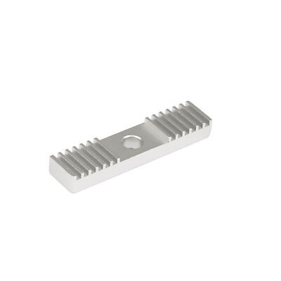 GT2 Timing Belt Fixing Clamp Plate Connector Aluminium 9*40mm For 3D Printer