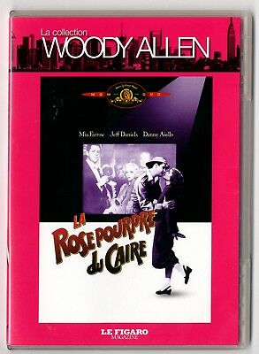 Dvd ★ La Rose Pourpre Du Caire - Mia Farrow Film La Collection Woody Allen ★