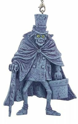 Disney Parks 2018 Haunted Mansion Hatbox Ghost Christmas Ornament NEW With Tags