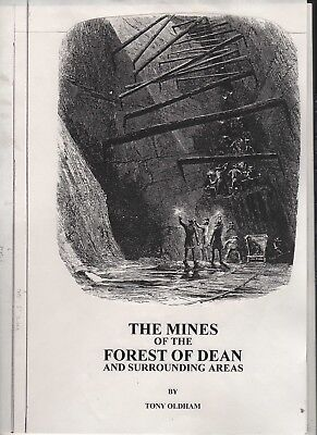 DVD  MINES OF THE FOREST OF DEAN by Tony Oldham mining Gloustershire ochre coal