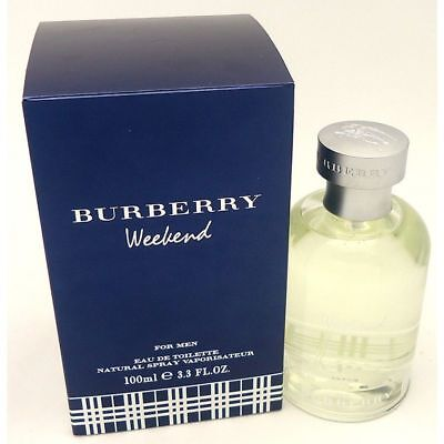 Burberry Weekend 100 ml for men perfume Original Lowest Price Branded *F$