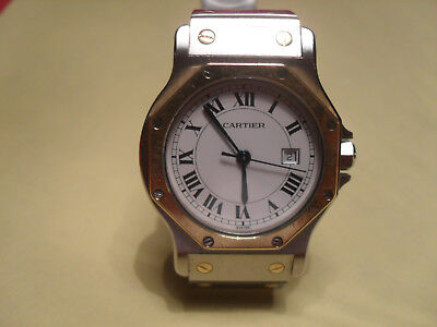 cartier uhr unisex ac 17 90 gr or 0 750 2 65 gr automatique 296629572