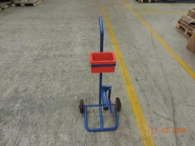 Polypropylene Strapping - Trolley Stand for plastic reel
