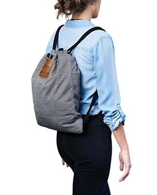 Loctote Industrial Bag Co. - The Original Theft-Resistant Drawstring Backpack