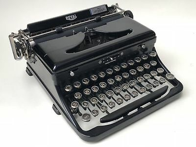 Royal Portable Typewriter Repair & Restoration Service!!!