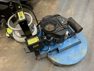 Aztec Sidewinder 30 in Propane Floor Stripper