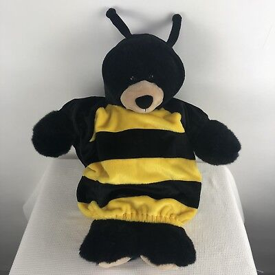 Teddy Crafters Plush Bear Bumble Bee Halloween Costume/Outfit