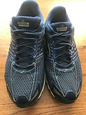 info for 87f7b 6781d Brooks Glycerin 12 Mens Size 14 (With Right Side Orthopedic Shoe Lift)