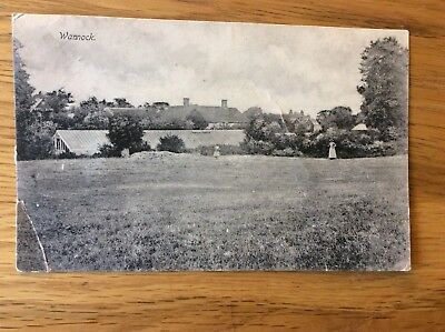 Vintage Postcard, Wannock, Polegate, Eastbourne, Early View