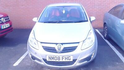 Vauxhall corsa 1.3 cdti  2008 full mot  no advisories relisted due to time waste