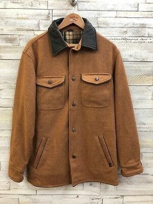 """Men's STS """"The Clifton"""" Wool Lined Camel Jacket, Style STS 8243"""