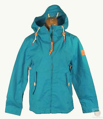 Penfield for Madewell Gibson Rain Jacket Sea Blue Large New c1855 $150