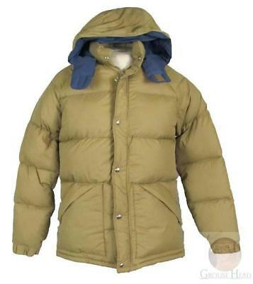 Penfield Puffer Jacket for JCrew Men's Snowcap Down Tan small Collaboration $265