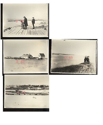 Four 1920's Photos -Prince Edward Island