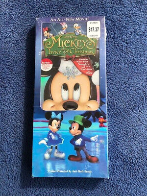 Mickey S Twice Upon A Christmas 15 55 Picclick