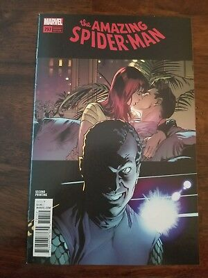 Amazing Spider-Man #797 2Nd Print Ross Variant - Nm Condition Unread