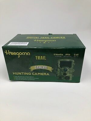 Heegomn Trail Camera 1080P Full HD 16MP Game Scouting Hunting Camera NIB Xmas!!!