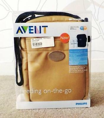 Sac isotherme pour biberons THERMABAG 3M Thinsulate - Philips  AVENT