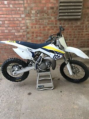 Husqvarna tc 105 big brake conversion not 85 not ktm sx