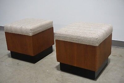 Rare Adrian Pearsall Stools by Craft Associates