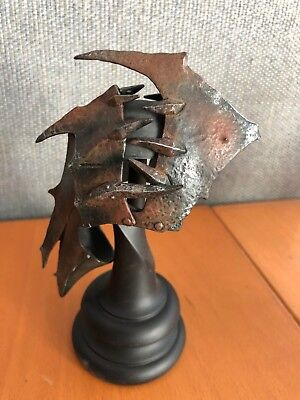 Sideshow Weta Lord Of The Rings Moria Orc's Helm 1/4 Scale LOTR