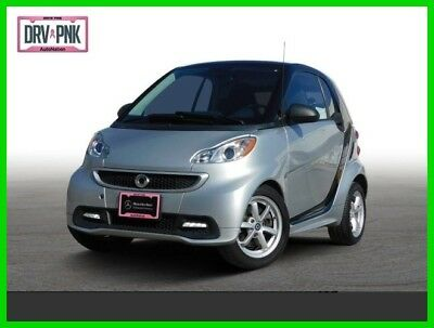 2015 Smart Fortwo Passion 2015 Passion Used 1L I3 12V Automatic Rear Wheel Drive Coupe Premium
