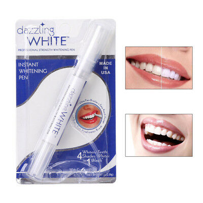 Dazzling White Instant Whiter Tooth Teeth Whitening Pen Remove Stains 50+ uses