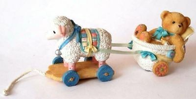 """Cherished Teddies -Brooke """"Arriving With Love And Care"""" NEW IN BOX"""