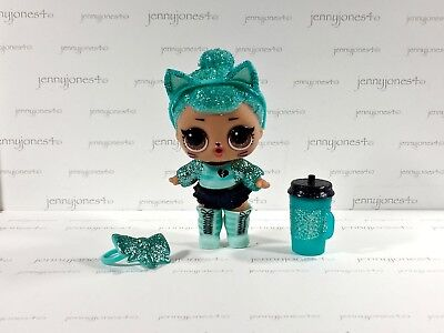 LOL Surprise Limited Edition Bling Glitter Series VHTF -  B-010 TROUBLE MAKER