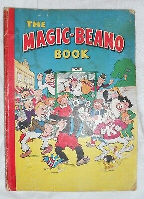 The Magic Beano Book 1949 Beano Annual