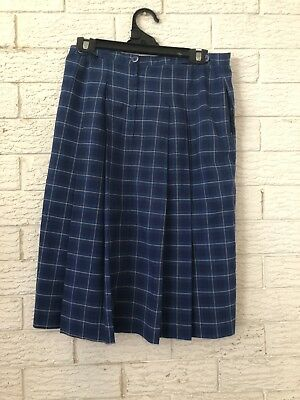 Loreto College Skirt Uniform Size 12-14