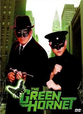 The Green Hornet (1966) Complete Tv Series Dvd
