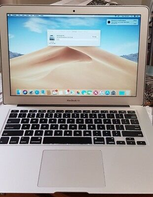 "Apple MacBook Air 13.3"" Laptop Great Condition 4GB 1.3GHZ always charged"
