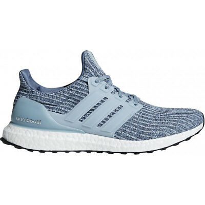 30049fb55db ADIDAS ULTRABOOST PARLEY BC0248 Cloud white   Carbon   Blue UNISEX ...