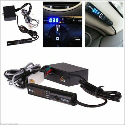 Pumps (water) Universal Hks Blue Led Display Car Turbo Timer Type 0 Fit For All Models Cars Q9