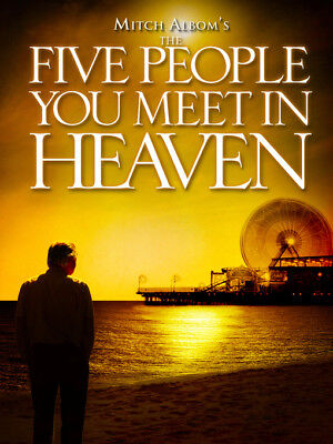 *** The Five People you Meet in Heaven (Mitch Albom) - PDF, EPUB, MOBI e.b00k
