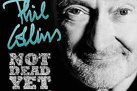 Phil Collins - Not Dead Yet Tour - Brisbane, Saturday 19 Jan 2019